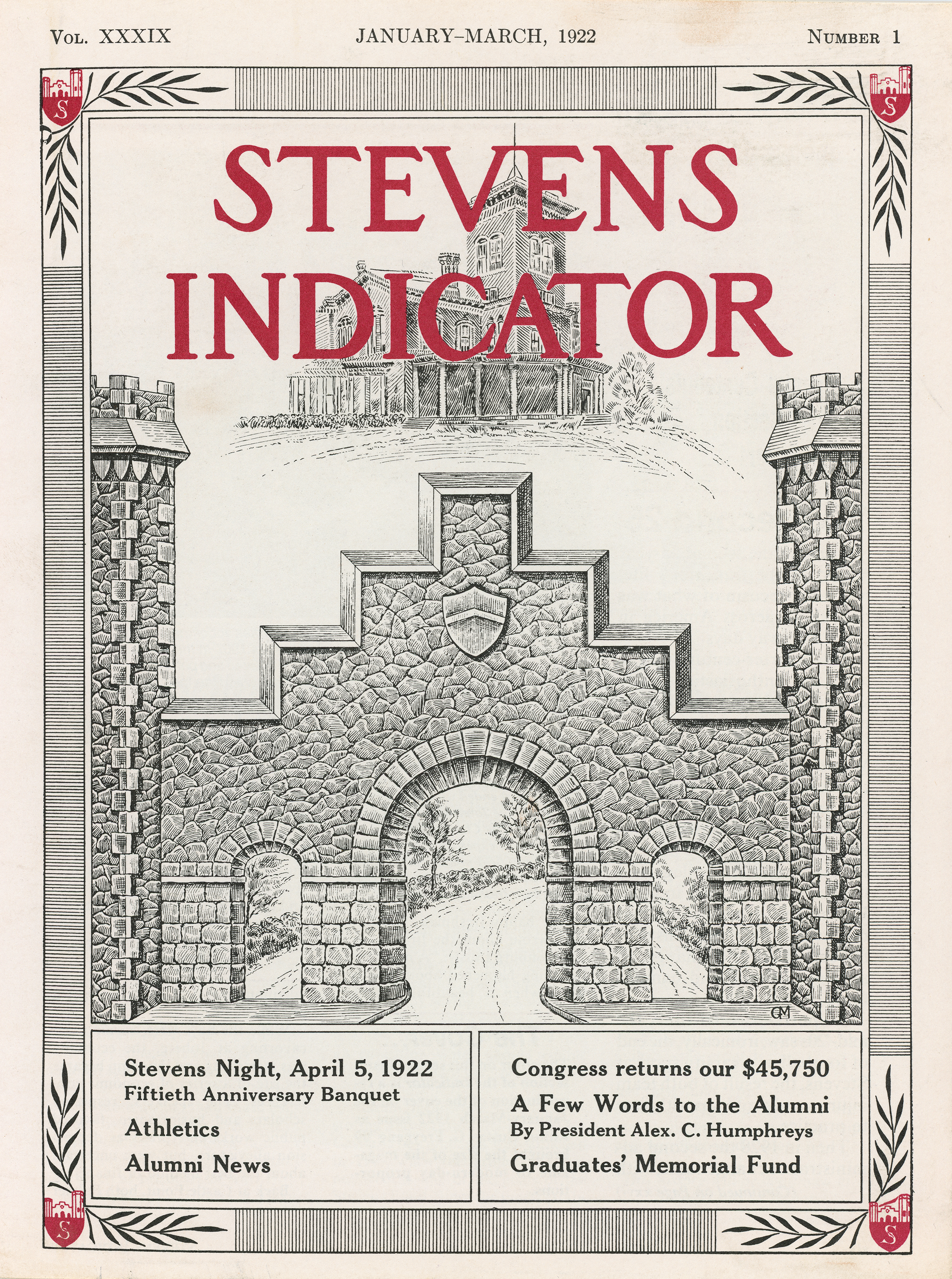 Cover of The Stevens Indicator