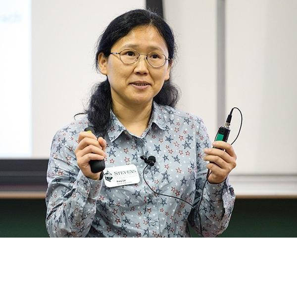 Business professor Emily Liu
