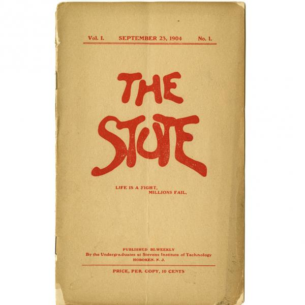 The Stute cover