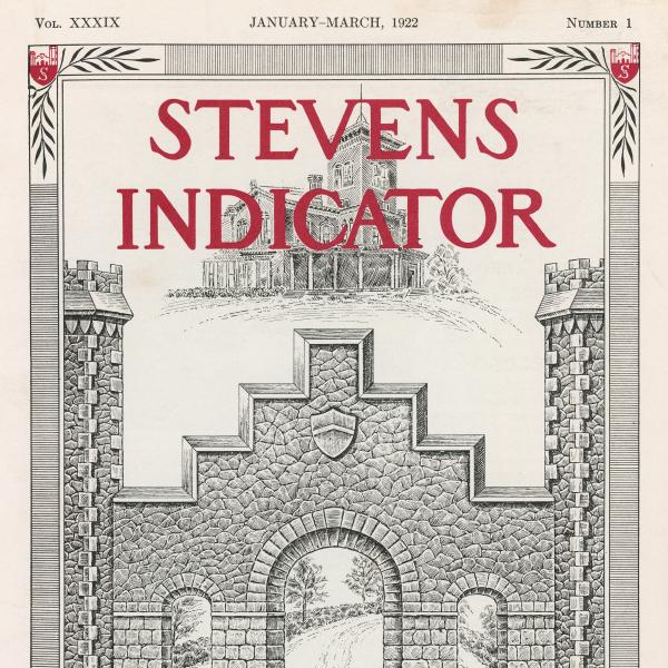 The Stevens Indicator magazine cover