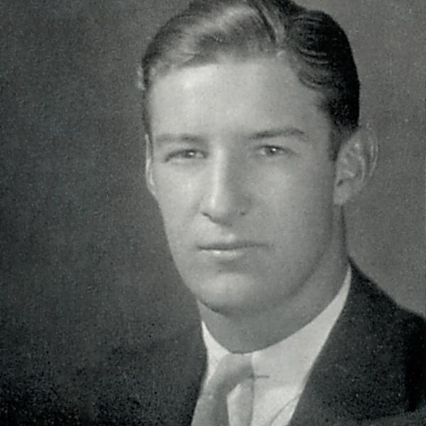 Charles Schaefer  in 1935