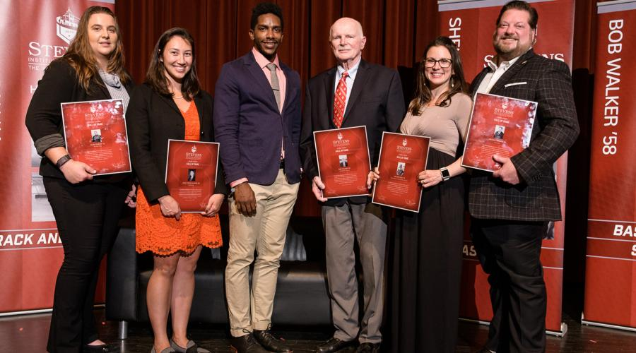 2019 Stevens Athletic Hall of Fame inductees