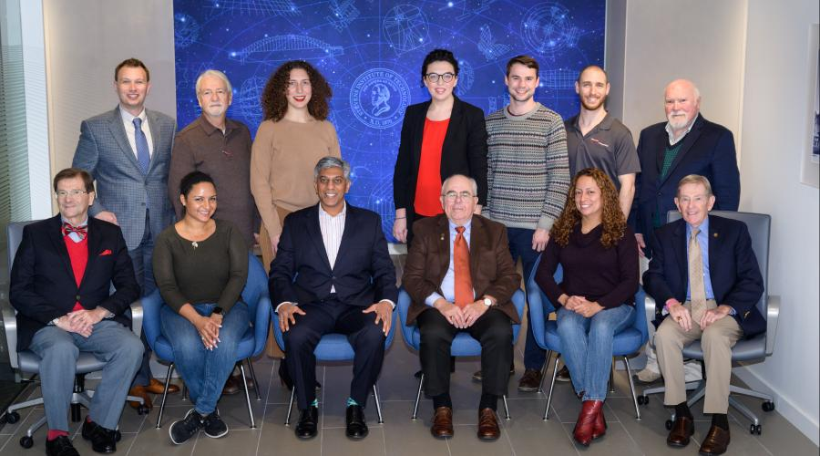 Stevens Alumni Association 2019 Board of Directors